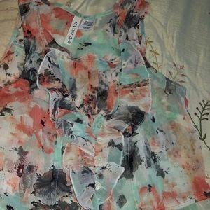Full tilt blouse